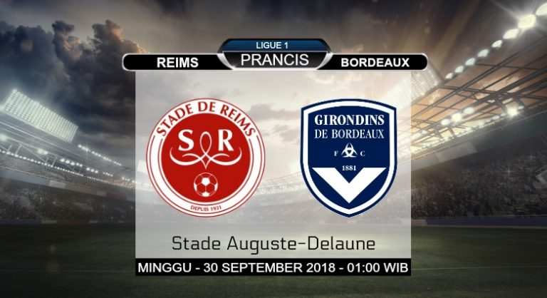 Prediksi Skor Reims vs Bordeaux 30 September 2018