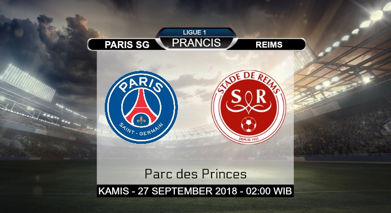 Prediksi Skor Paris SG vs Reims 27 September 2018