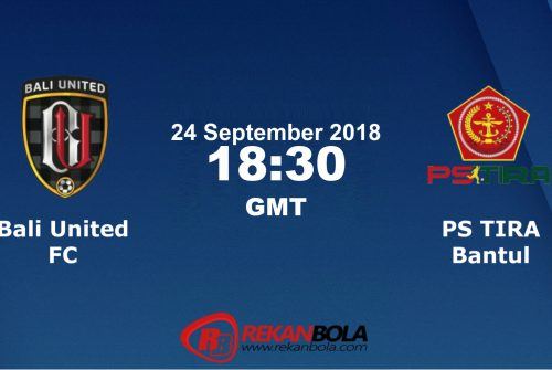 Nonton Siaran Live Streaming Bali Utd Vs PS TIRA 24 September 2018