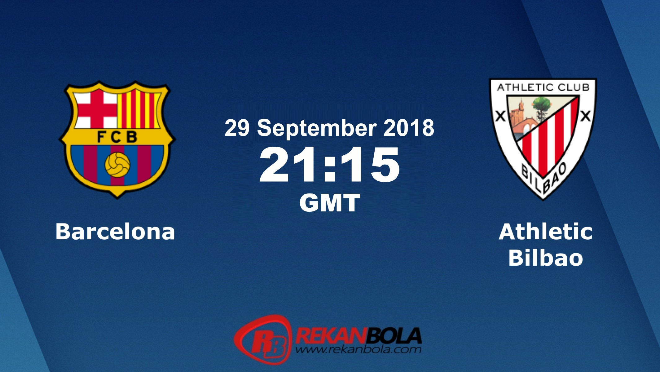 Nonton Siaran Live Streaming Barcelona Vs Bilbao 29 September 2018