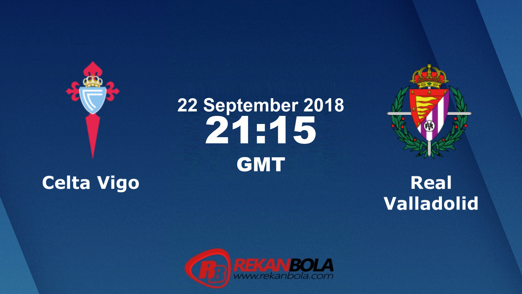 Nonton Siaran Live Streaming Celta Vs Valladolid 22 September 2018