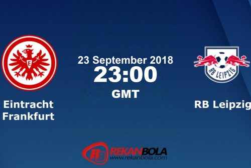 Nonton Siaran Live Streaming Frankfurt Vs Leipzig 23 September 2018