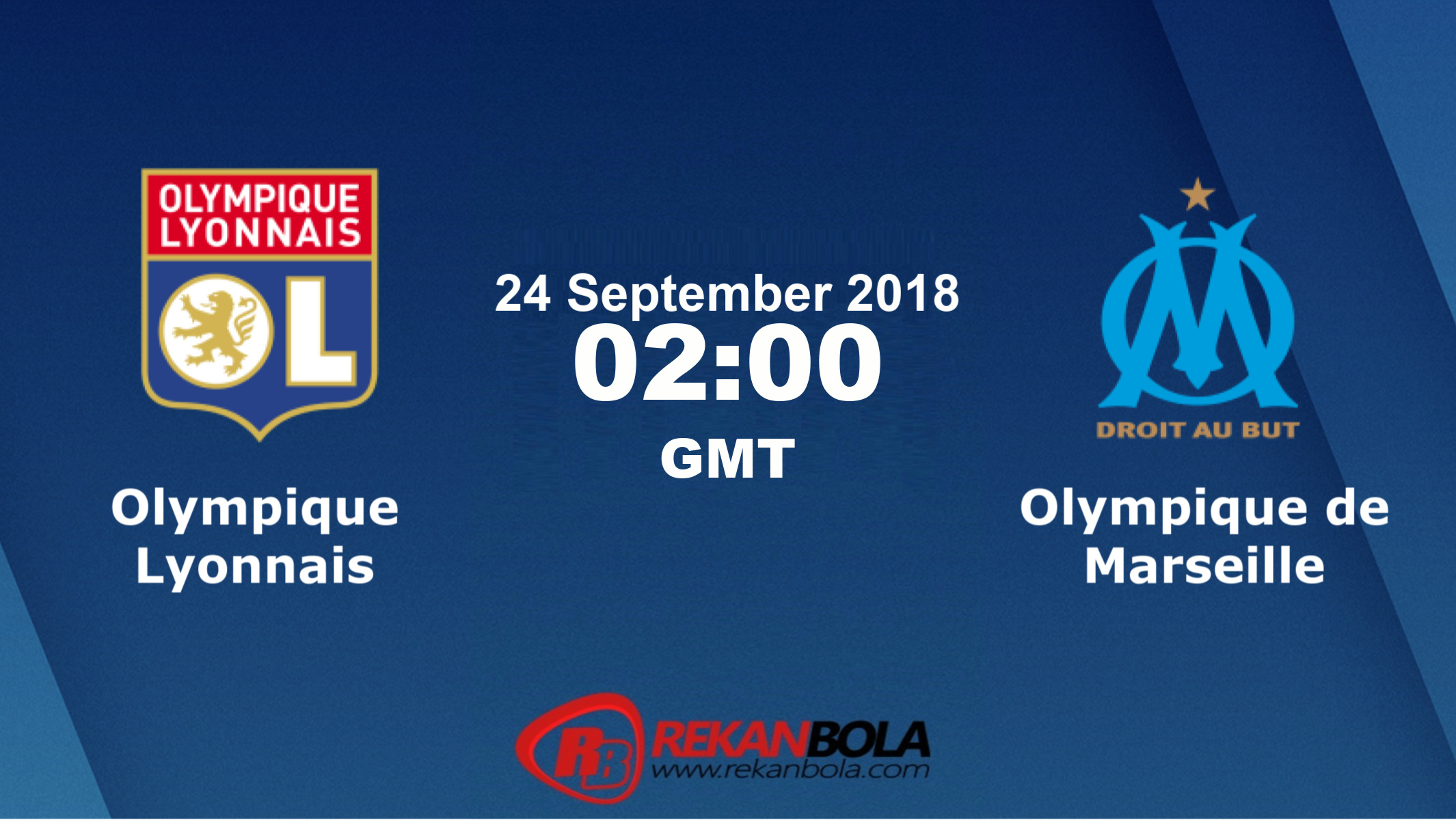 Nonton Siaran Live Streaming Lyon Vs Marseille 24 September 2018
