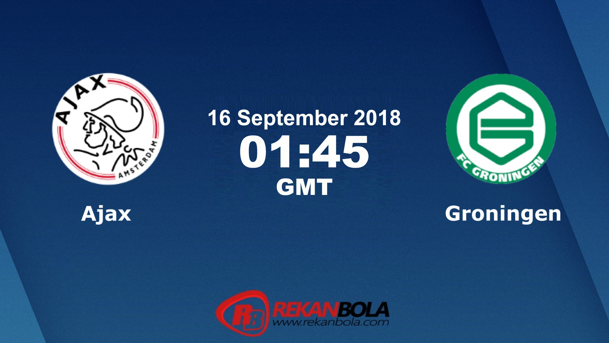 Nonton Siaran Live Streaming Ajax Vs Groningen 16 September 2018