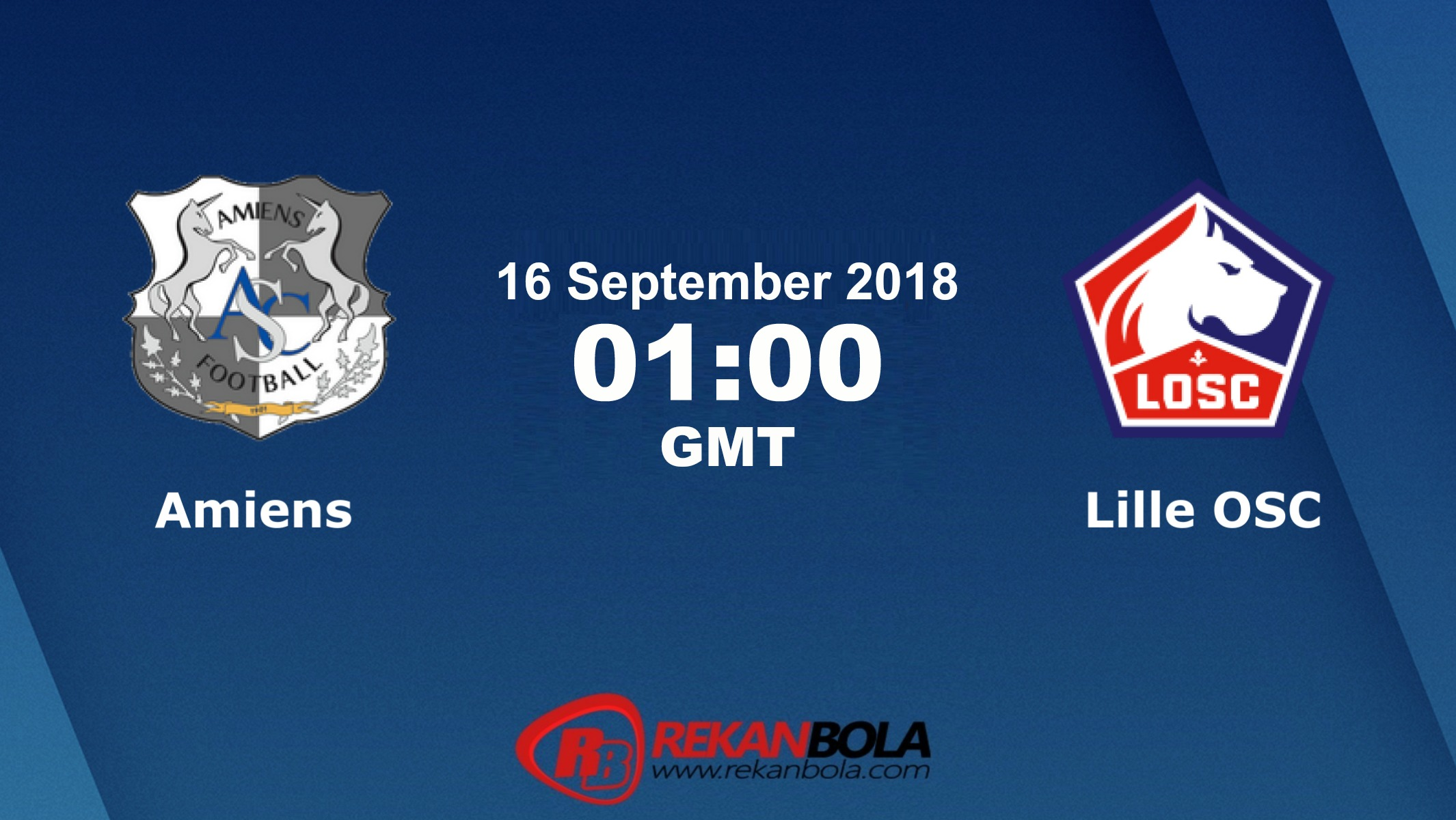 Nonton Siaran Live Streaming Amiens Vs Lille 16 September 2018