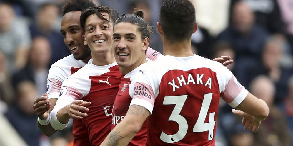 Hasil Pertandingan Newcastle United vs Arsenal: Skor 1-2