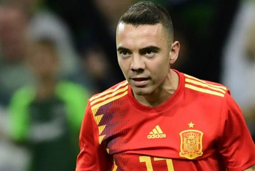 Aspas Akui Diminati Real Madrid dan Atletico Madrid