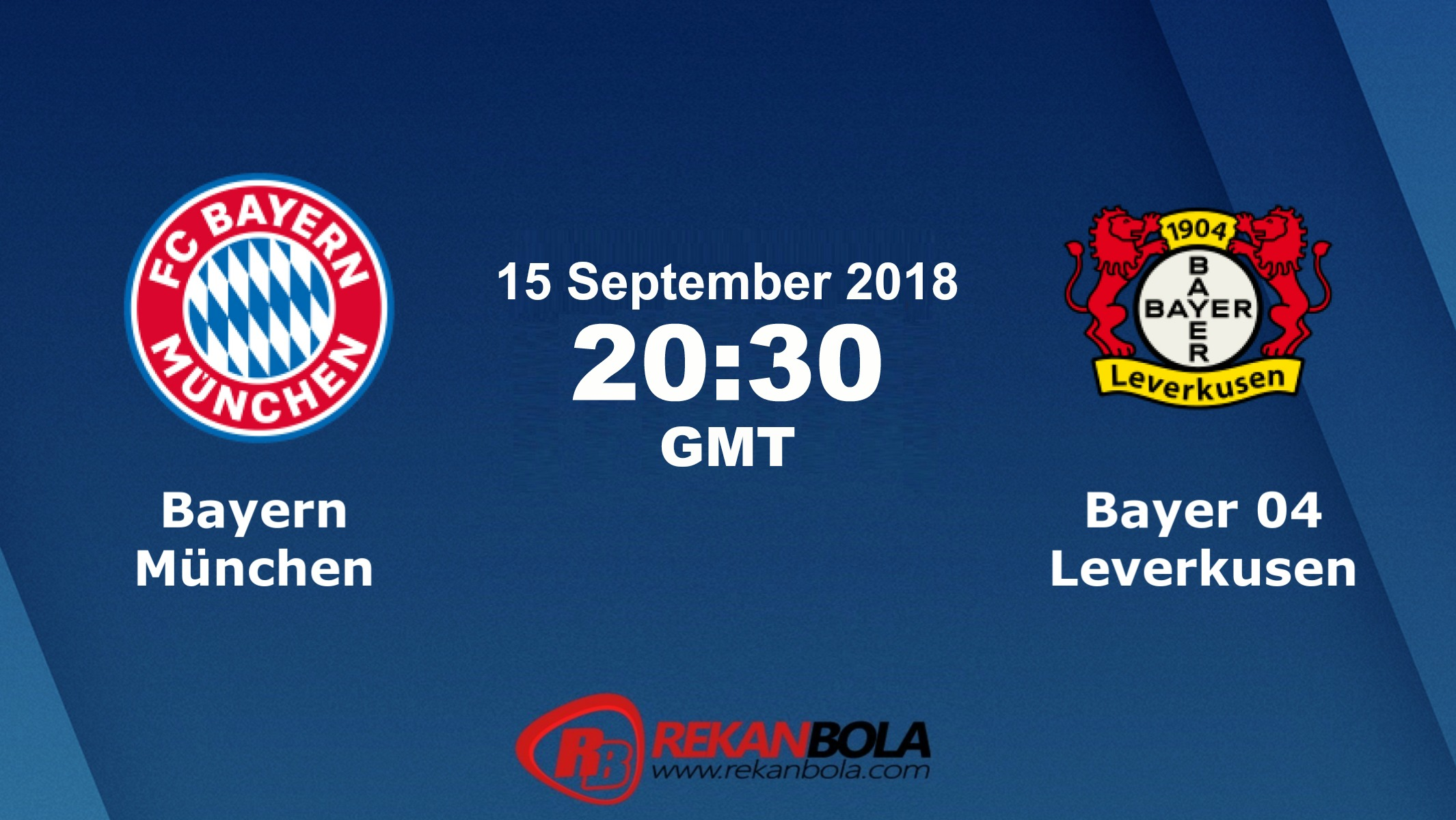 Nonton Siaran Live Streaming Bayern Vs Leverkusen 15 September 2018