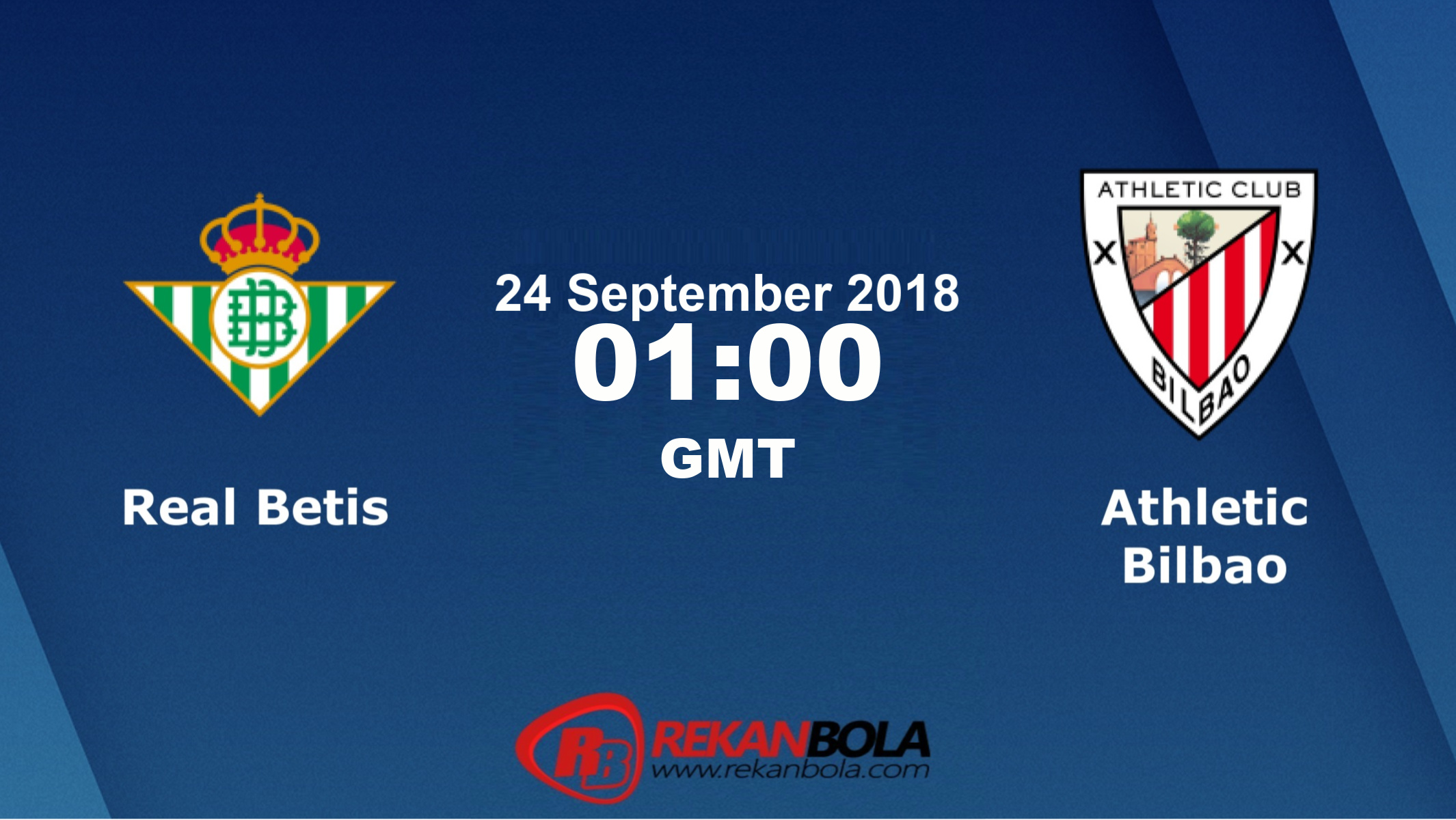 Nonton Siaran Live Streaming Betis Vs Bilbao 23 September 2018