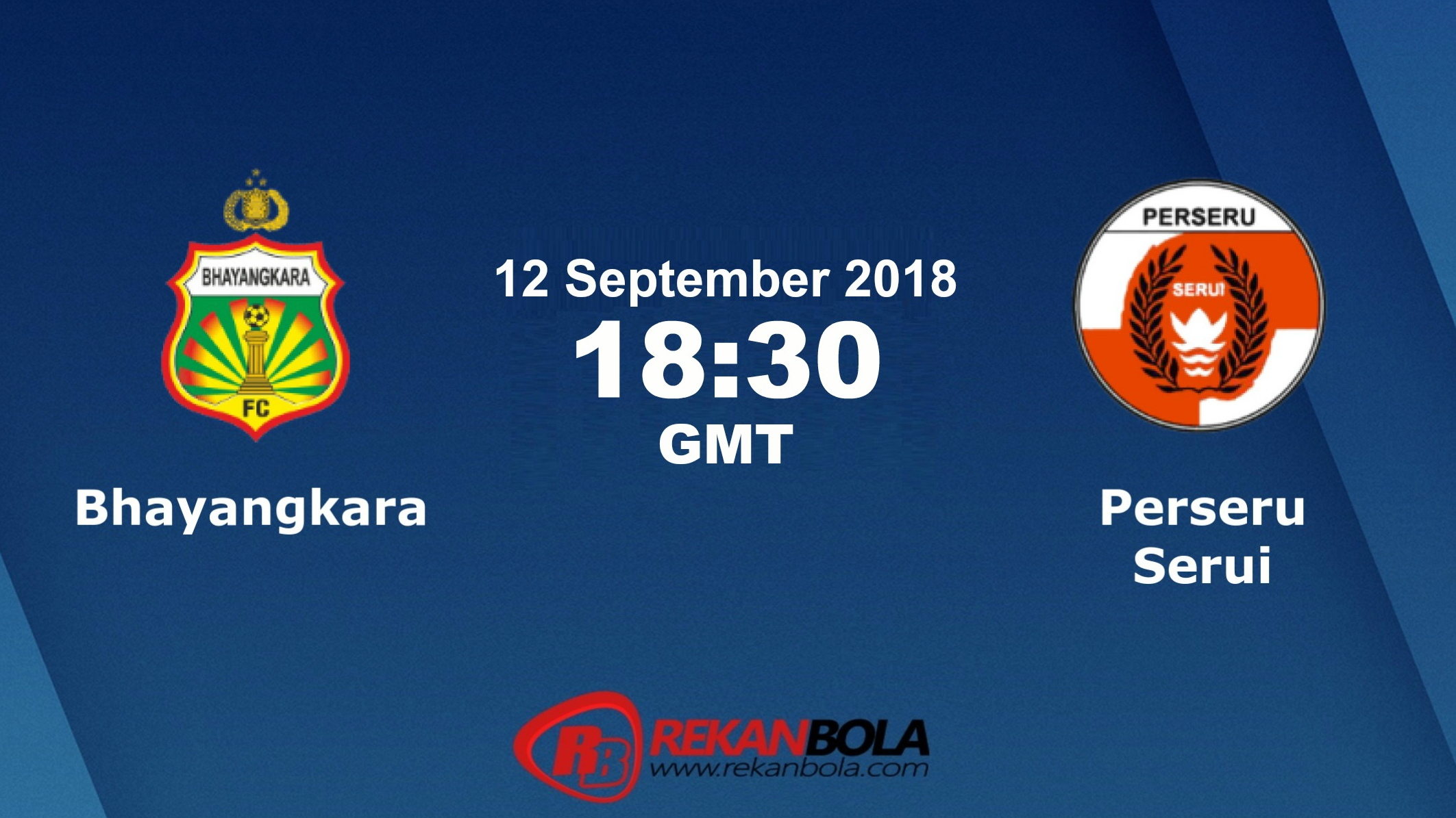 Nonton Siaran Live Streaming Bhayangkara Vs Perseru 12 September 2018