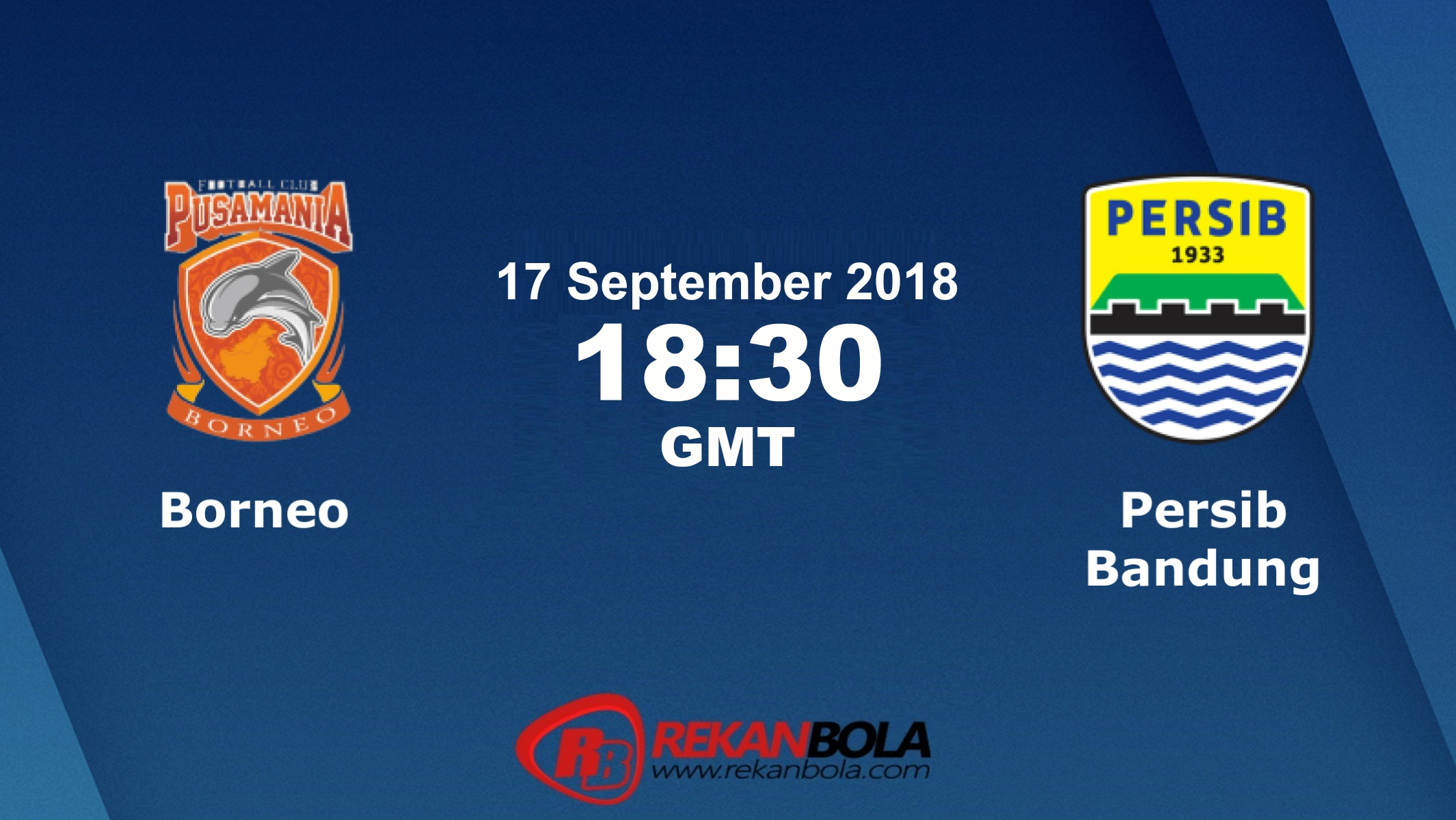 Nonton Siaran Live Streaming Borneo Vs Persib 17 September 2018