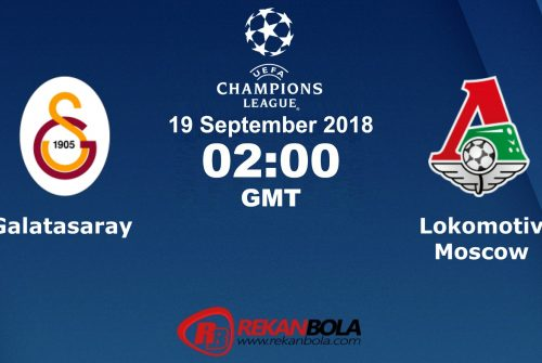 Nonton Siaran Live Streaming Galatasaray Vs Lokomotiv 19 September 2018