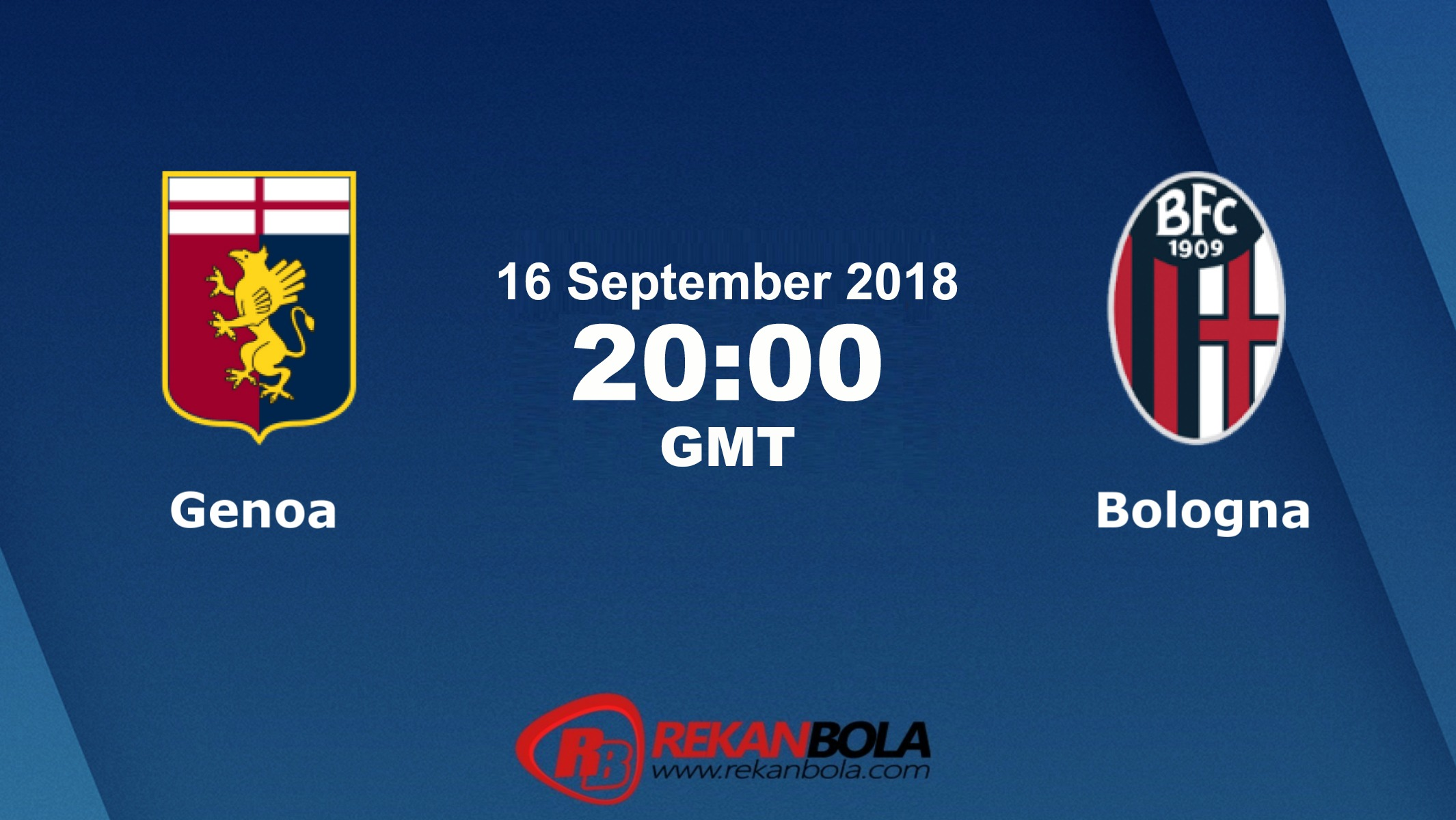 Nonton Siaran Live Streaming Genoa Vs Bologna 16 September 2018