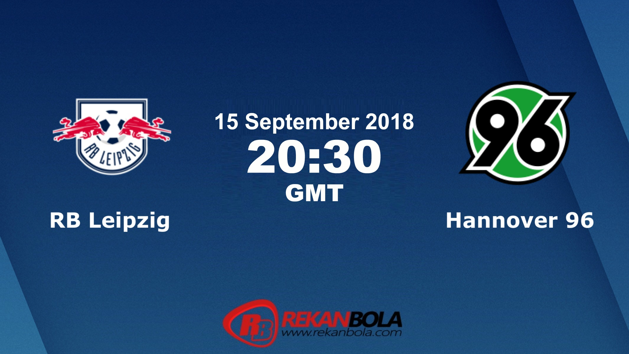 Nonton Siaran Live Streaming Leipzig Vs Hannover 15 September 2018