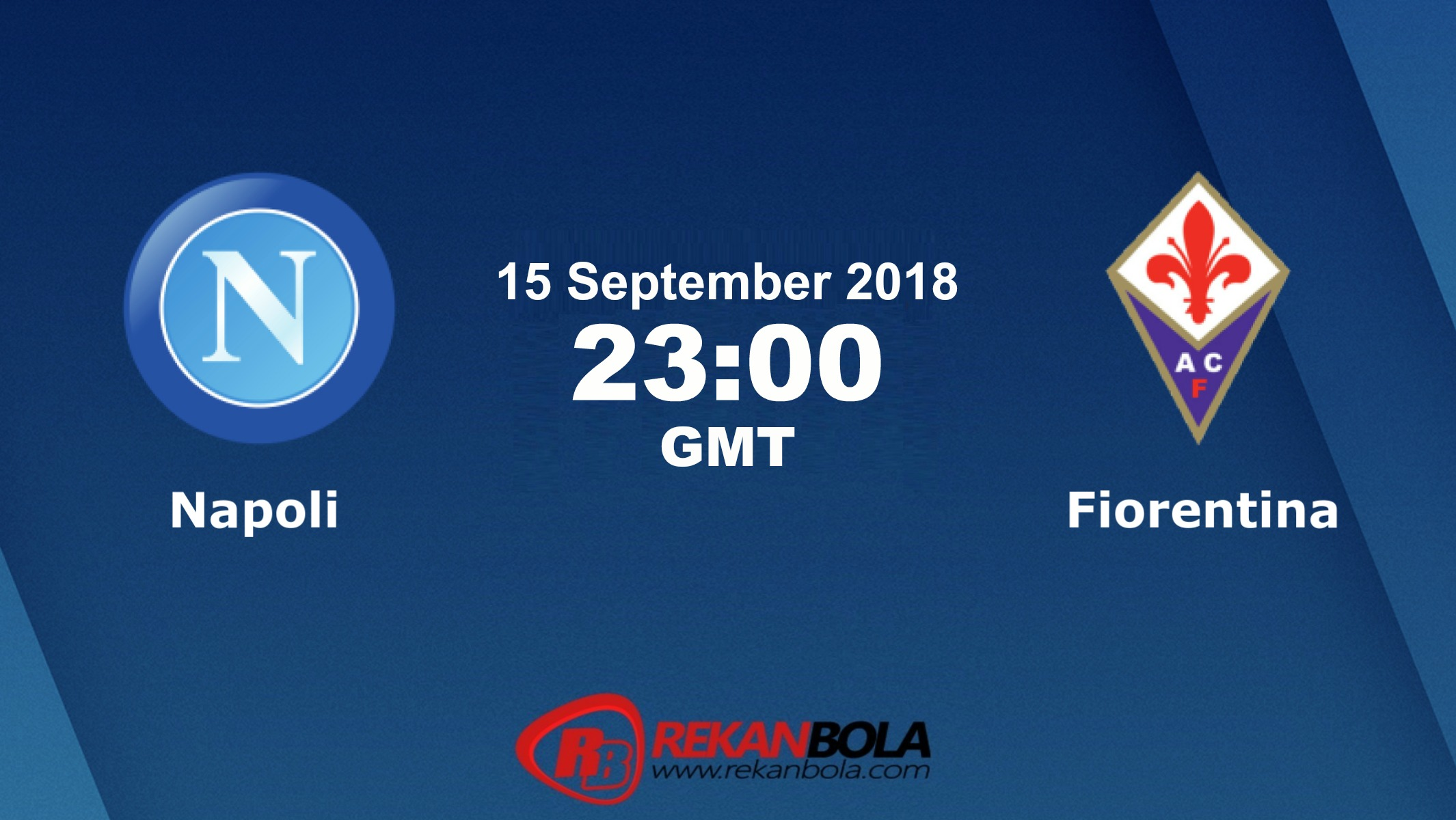 Nonton Siaran Live Streaming Napoli Vs Fiorentina 15 September 2018
