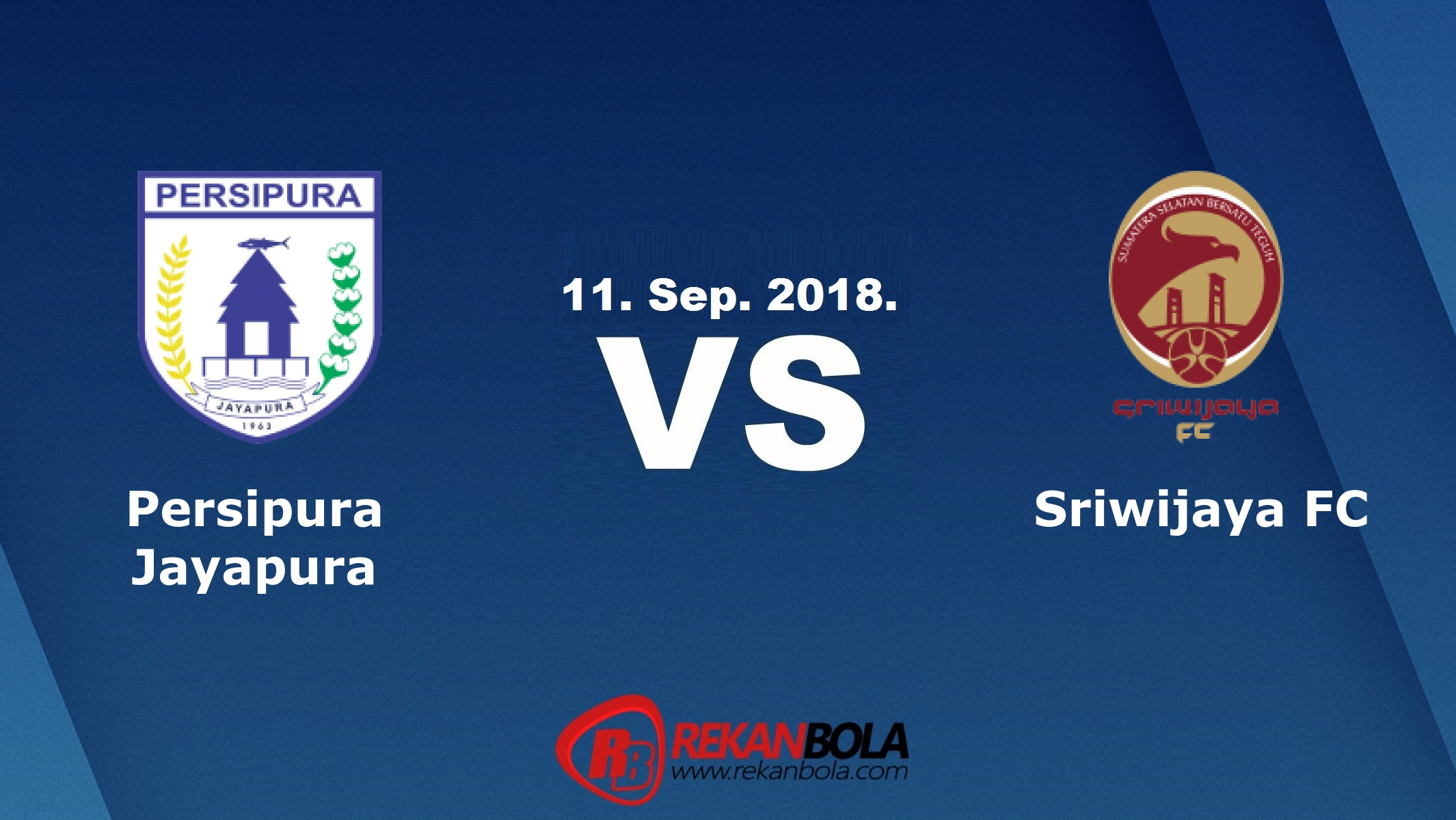 Nonton Siaran Live Streaming Persipura Vs Sriwijaya 11 September 2018