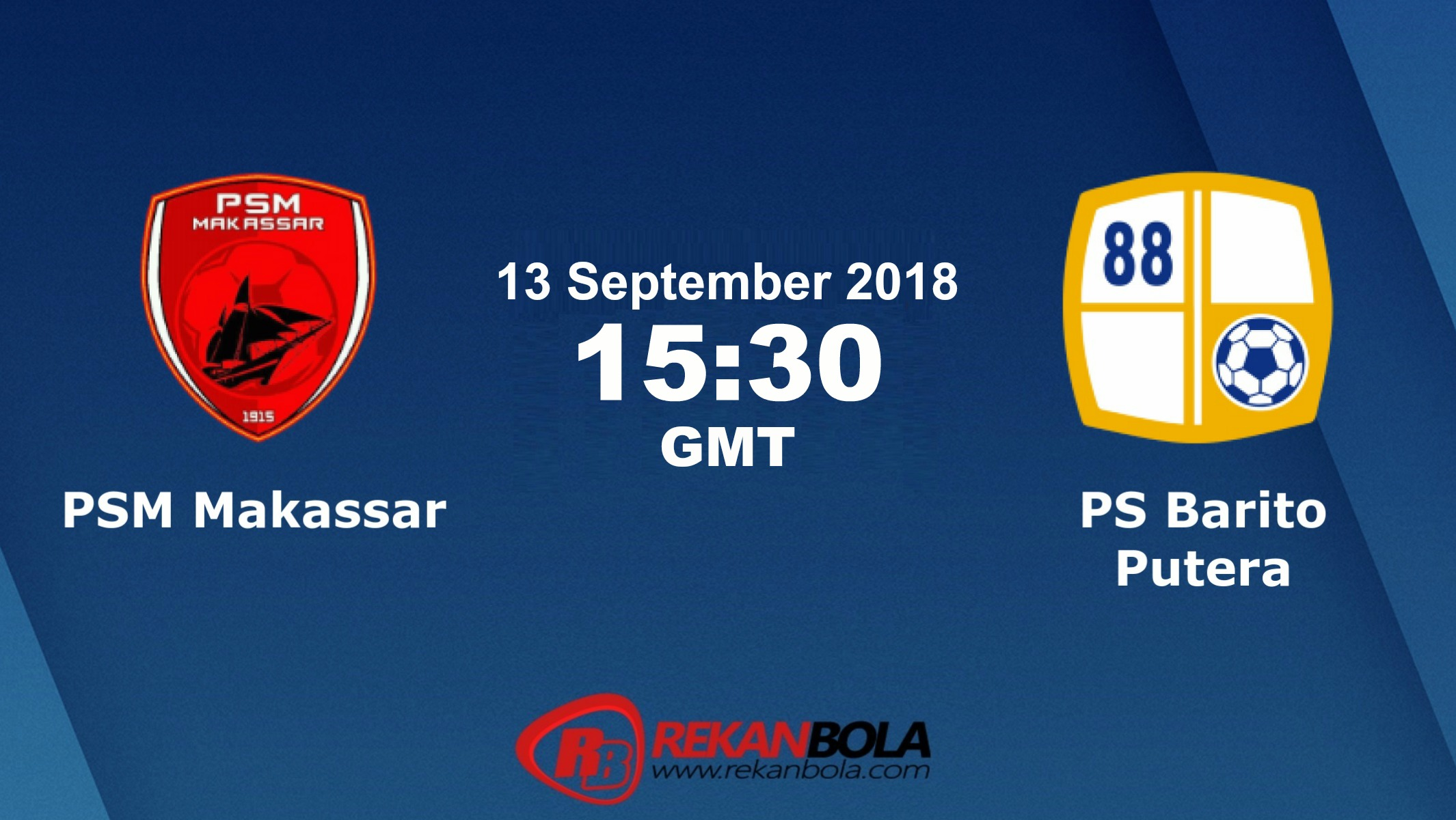 Nonton Siaran Live Streaming PSM Vs Barito 13 September 2018
