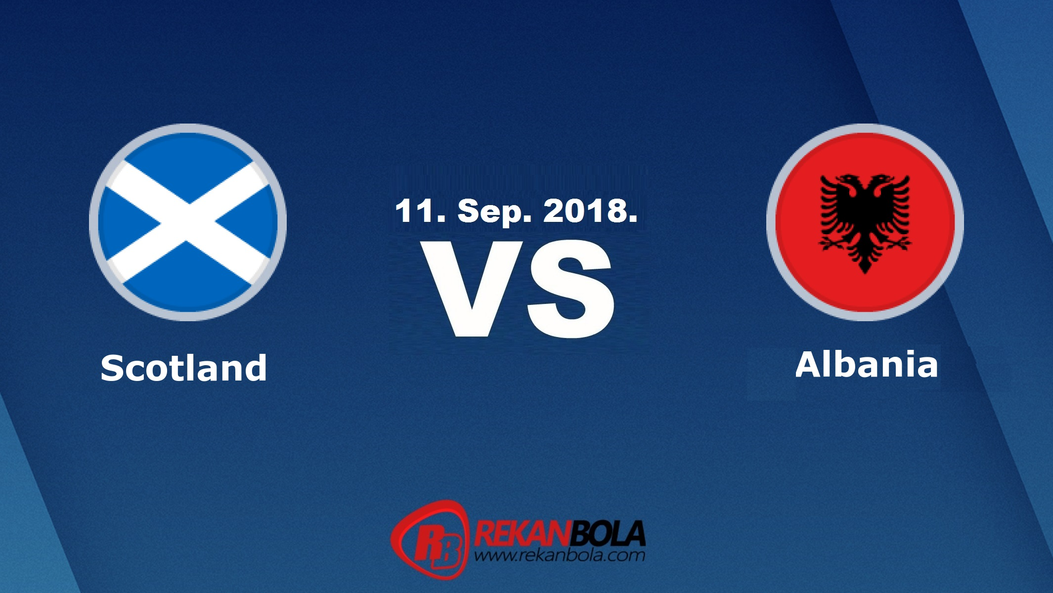 Nonton Siaran Live Streaming Skotlandia Vs Albania 11 September 2018