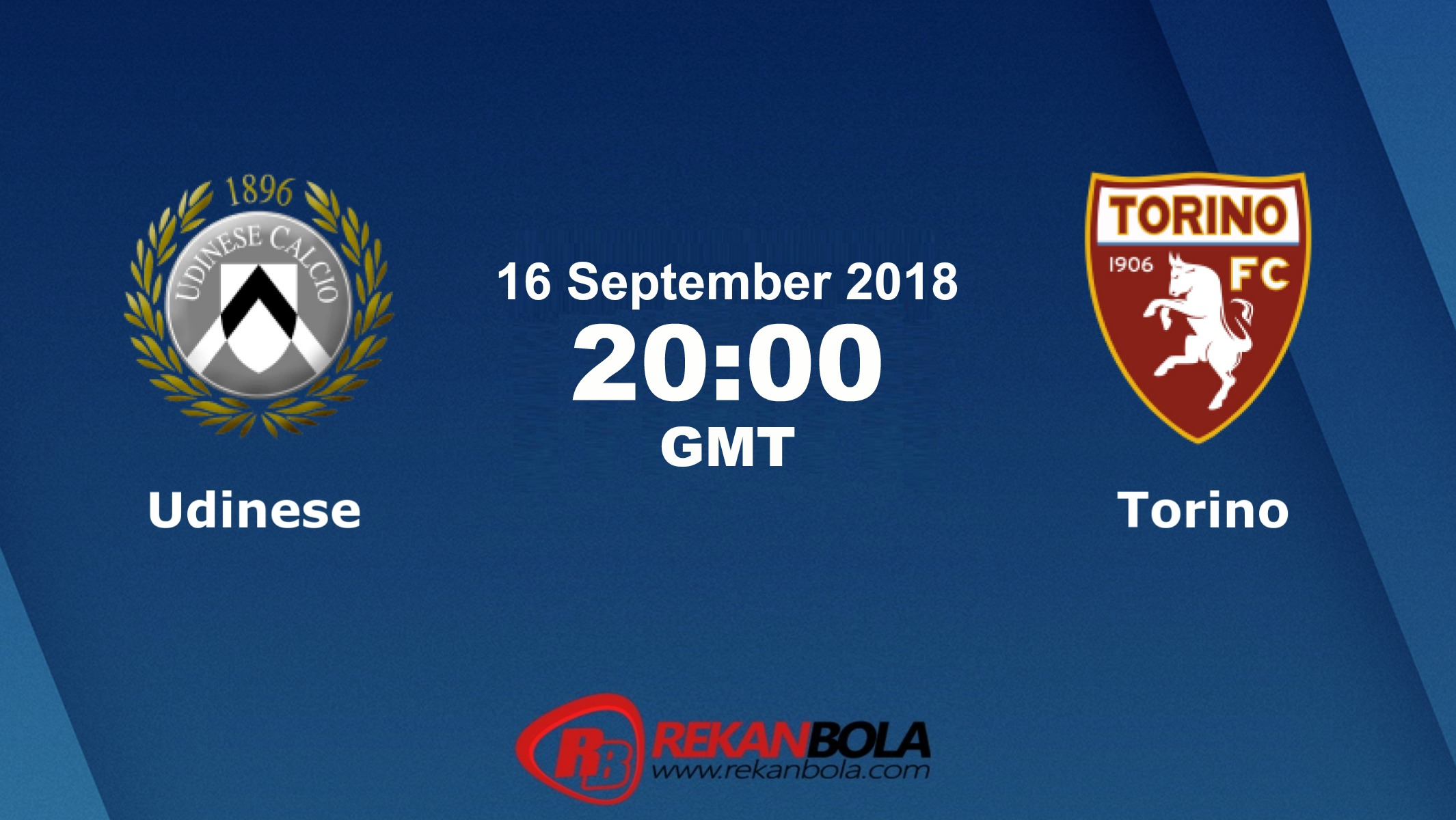 Nonton Siaran Live Streaming Udinese Vs Torino 16 September 2018
