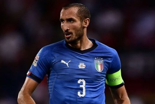 Chiellini: Polandia vs Italia Bukan Final