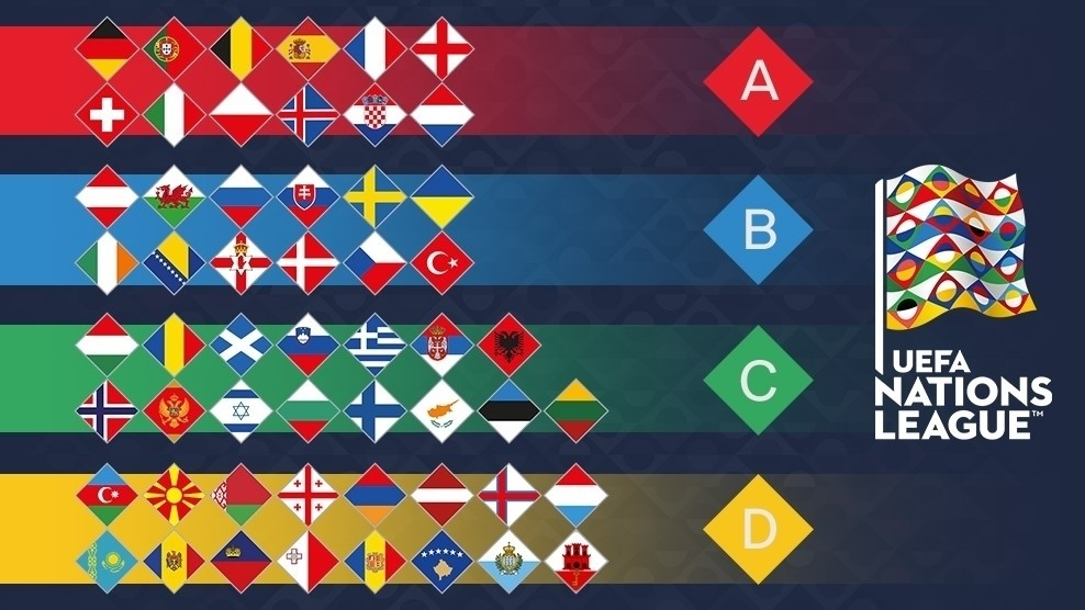 Jadwal Streaming UEFA Nations League 12-16 Oktober 2018
