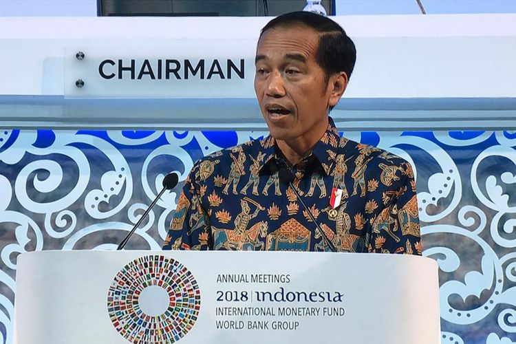 "Jokowi Ibaratkan Ekonomi Global dengan ""Game of Thrones"""