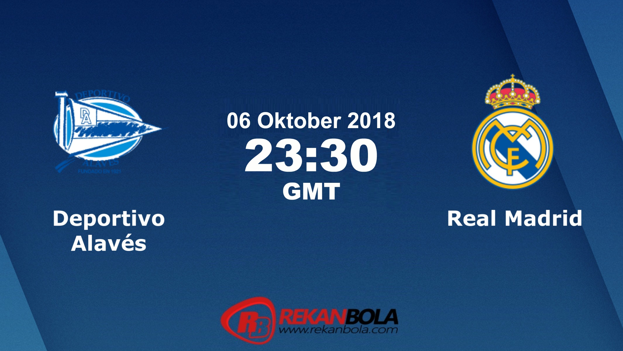 Nonton Siaran Live Streaming Alavés Vs Madrid 06 Oktober 2018