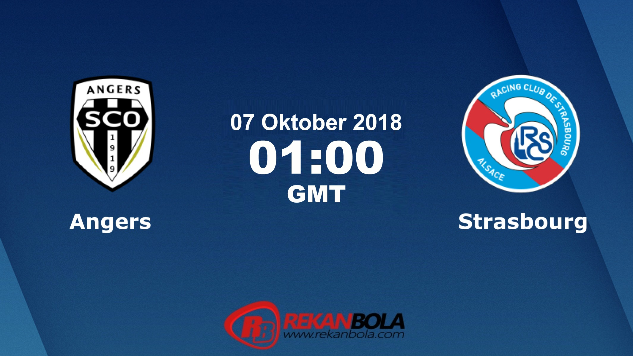 Nonton Siaran Live Streaming Angers Vs Strasbourg 07 Oktober 2018