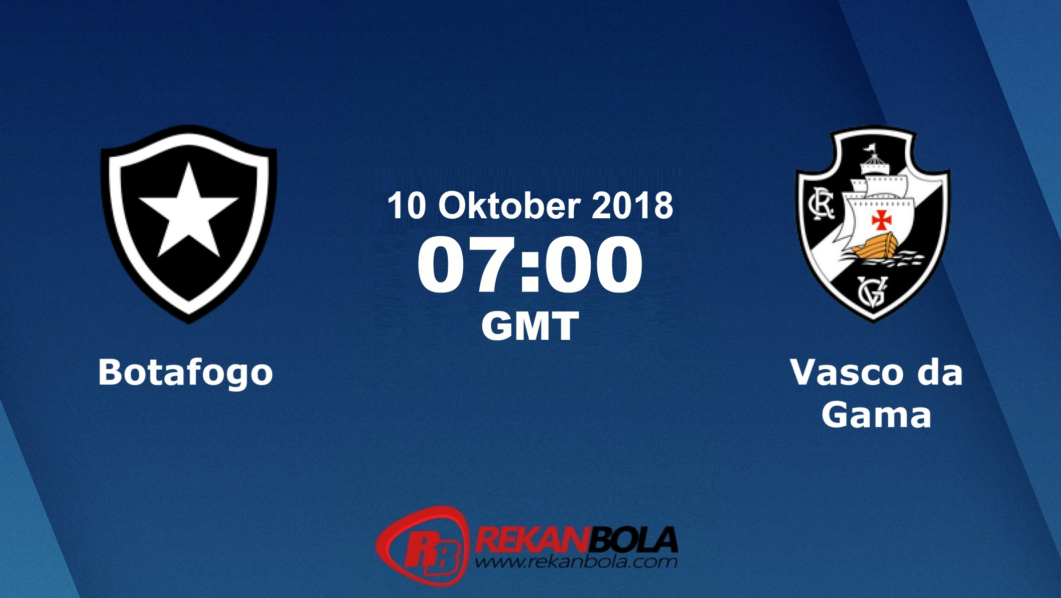 Nonton Siaran Live Streaming Botafogo Vs Vasco 10 Oktober 2018