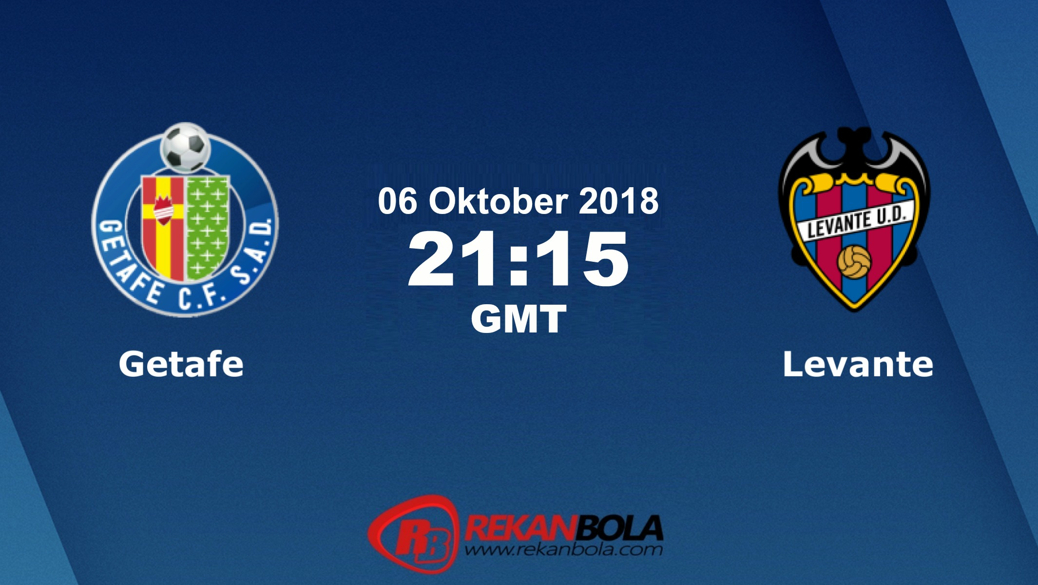 Nonton Siaran Live Streaming Getafe Vs Levante 06 Oktober 2018