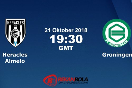 Nonton Siaran Live Streaming Heracles Vs Groningen 21 Oktober 2018