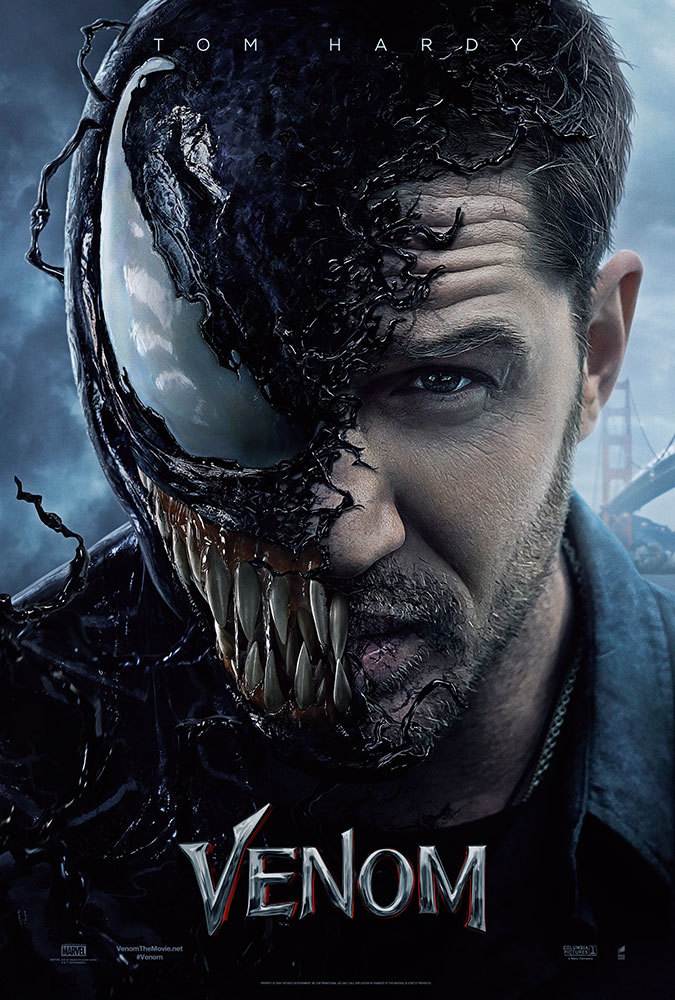 Download Movie Venom 2018 subtitle Indonesia