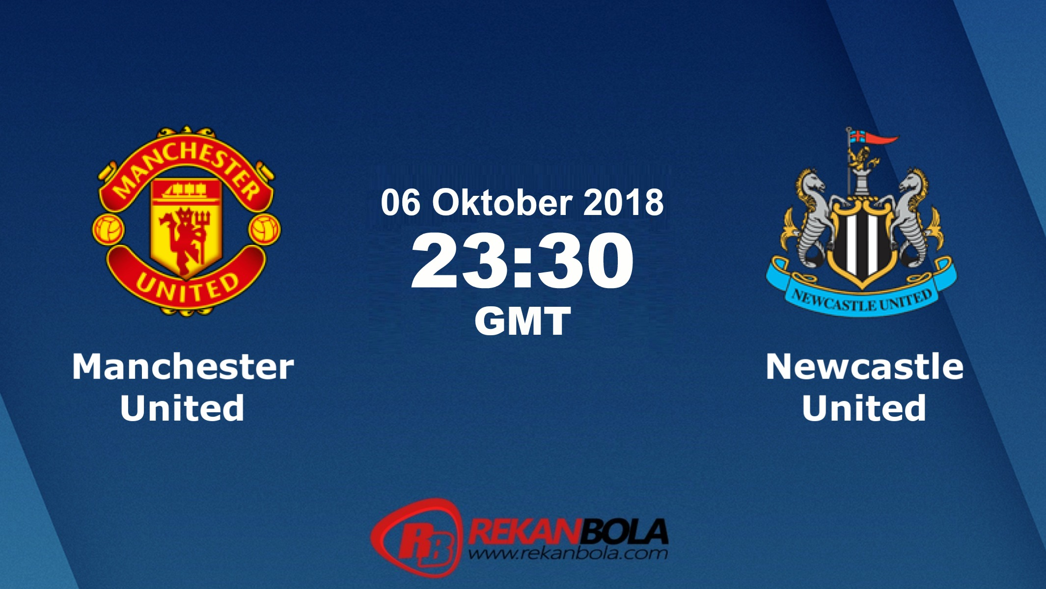 Nonton Siaran Live Streaming Man Utd Vs Newcastle 06 Oktober 2018