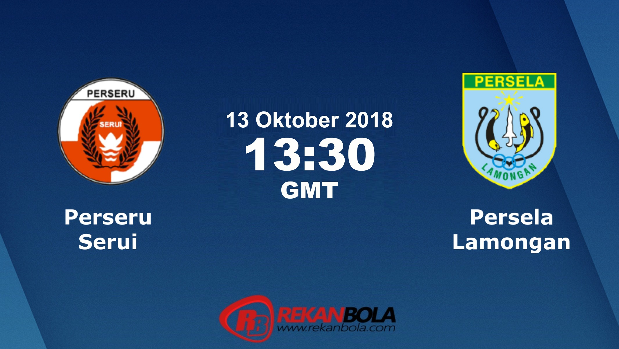 Nonton Siaran Live Streaming Perseru Vs Persela 13 Oktober 2018