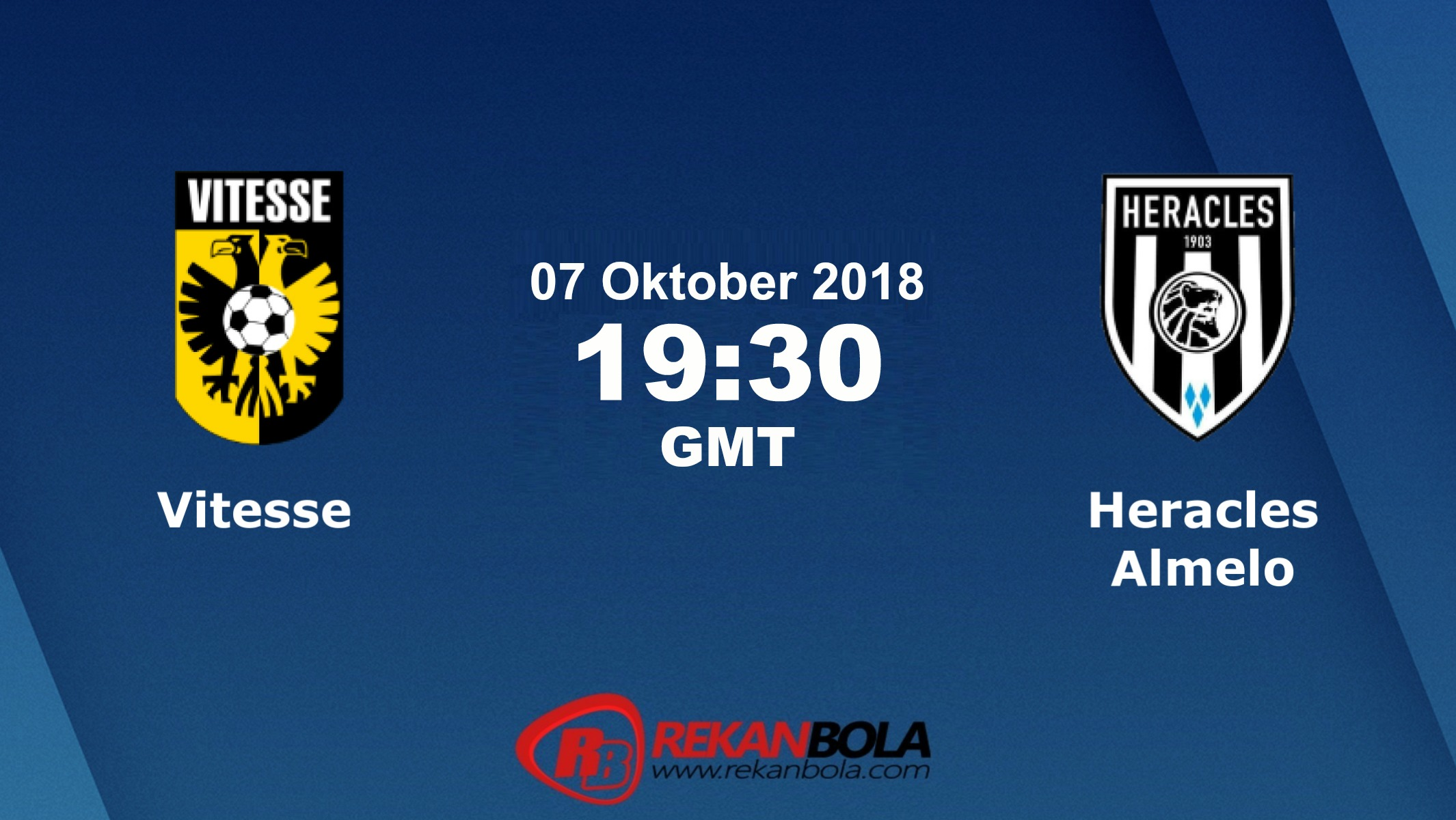 Nonton Siaran Live Streaming Vitesse Vs Heracles 07 Oktober 2018