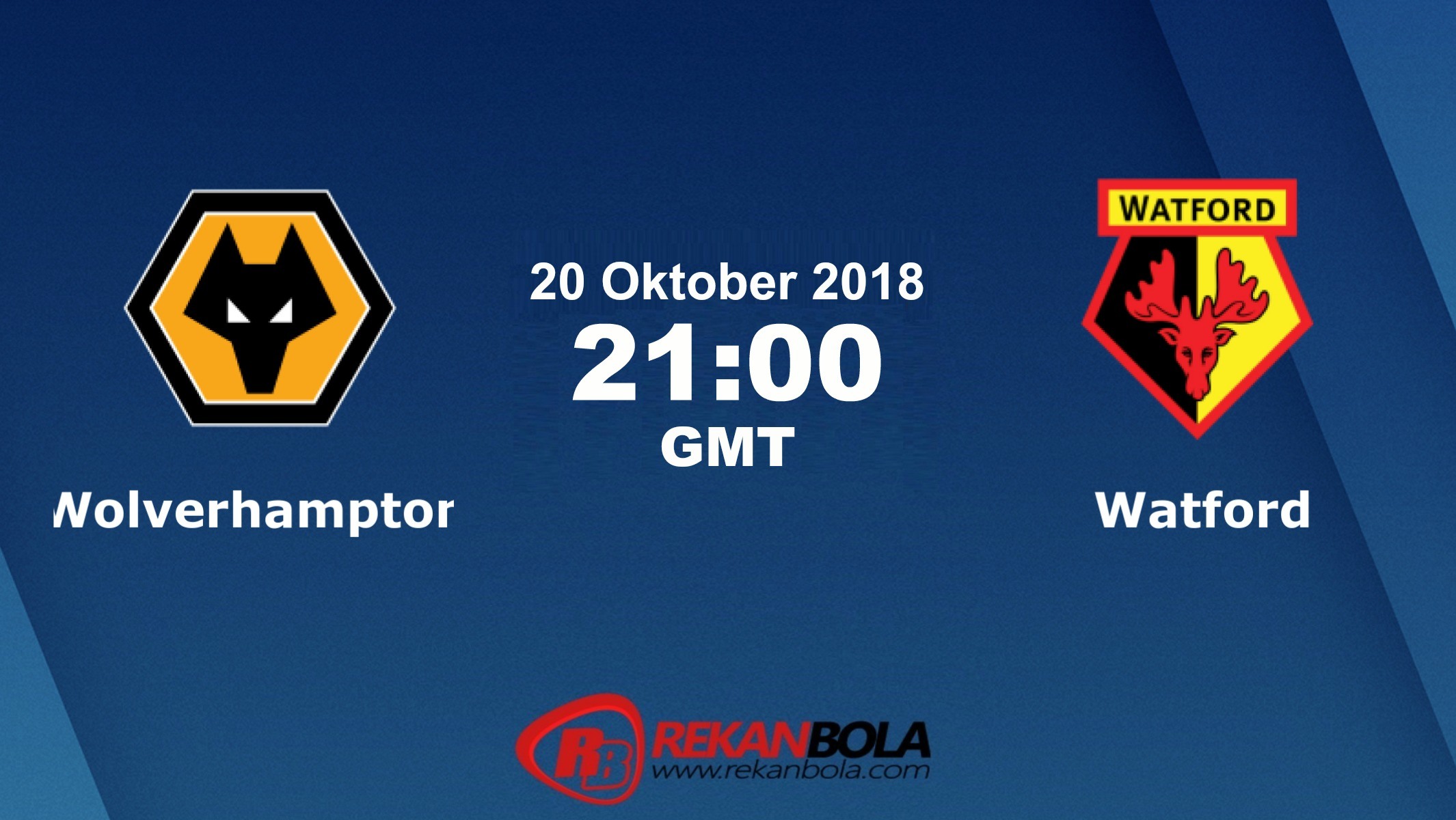 Nonton Siaran Live Streaming Wolves Vs Watford 20 Oktober 2018