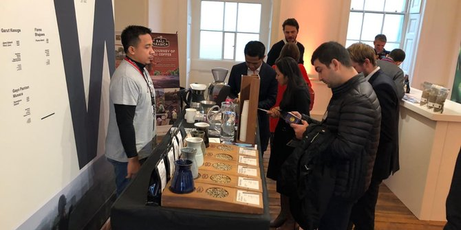 Work Coffee Indonesia Keliling Dunia Perkenalkan Specialty Coffee Indonesia