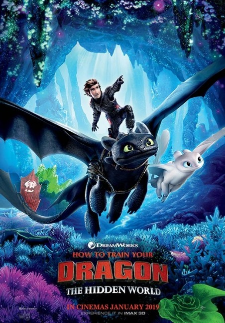 HOW TO TRAIN YOUR DRAGON: THE HIDDEN WORLD (IMAX 3D)