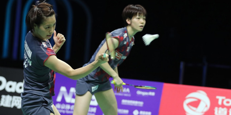 Absen dari BWF World Tour Finals 2018, Fukushima/Hirota Masuk Nominasi Female Player of the Year
