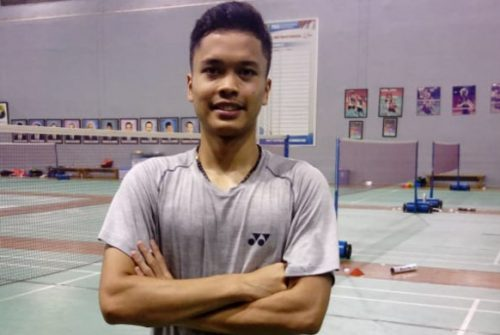 Anthony Ginting Masuk Nominasi Most Improved Player of the Year