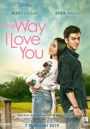 THE WAY I LOVE YOU