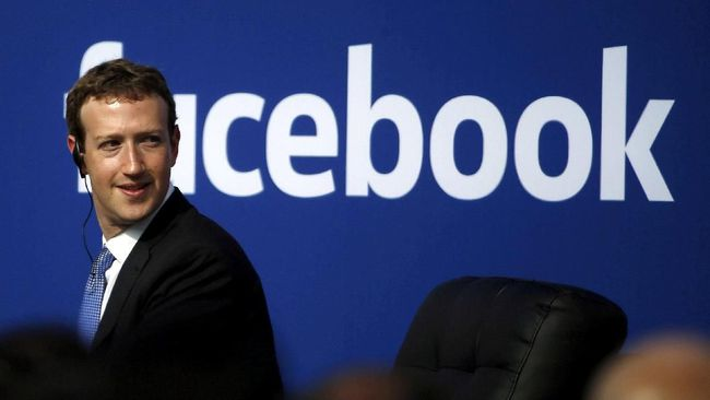 Doa Mark Zuckerberg di 15 Tahun Facebook