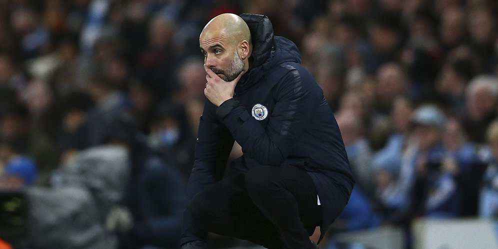 Guardiola sang Genius, dari Barcelona Sampai Manchester City