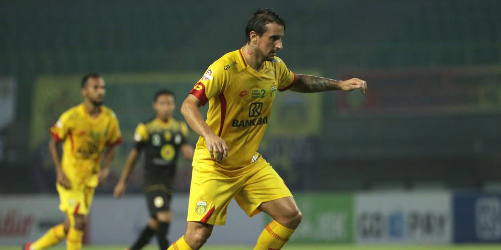 Flavio Beck Junior Bikin Persela Was-Was