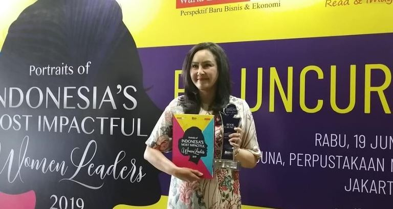 CEO Transmedia Masuk Daftar 'Most Impactful Women Leaders 2019'
