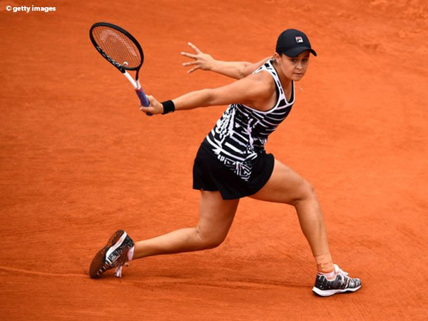 Ashleigh Barty Termotivasi Menangkan French Open