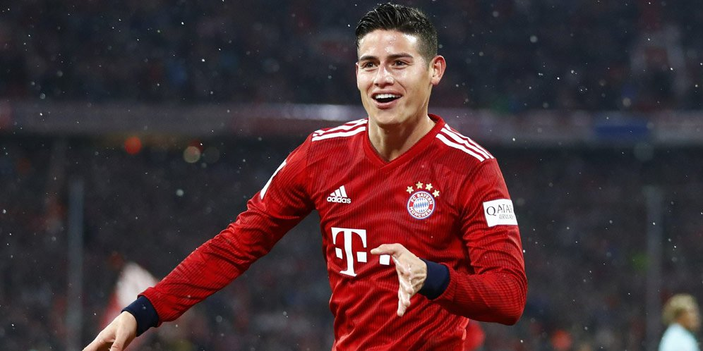 James Rodriguez Ingin Gabung Napoli, Tapi Real Madrid Bikin Sulit