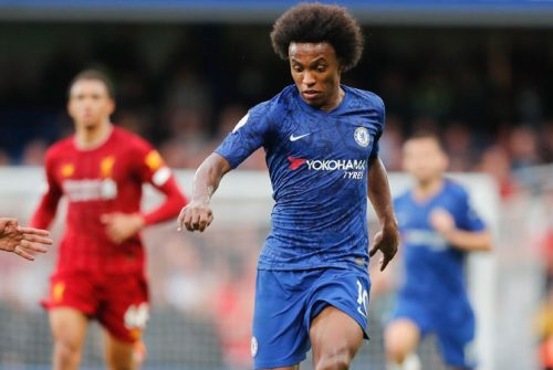 Lionel Messi Tolak Rencana Barcelona Beli Willian